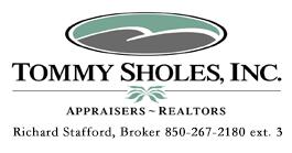 Tommy Sholes, Inc. Logo